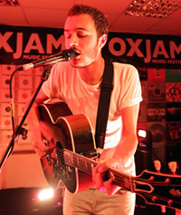 Last year's Oxjam at the Red Lion Godalming