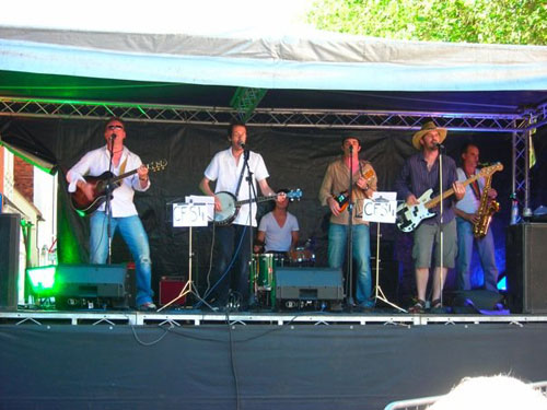 The Charley Farley Sunday Four at Farnham Carnival