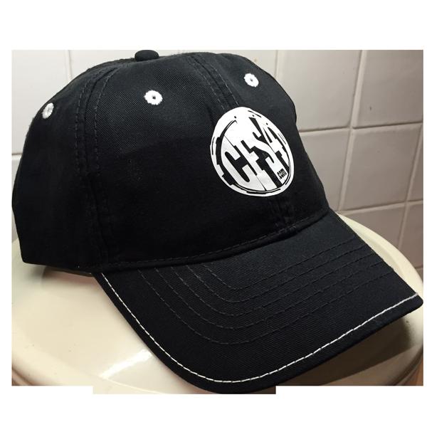 CFS4 branded vintage style baseball cap