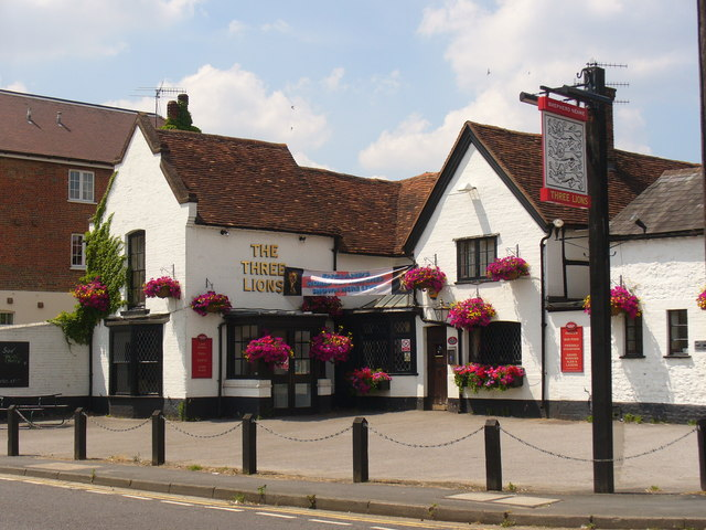 The Three Lions Farncombe