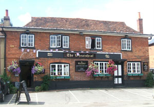 The Wheatsheaf Pub, Bramley